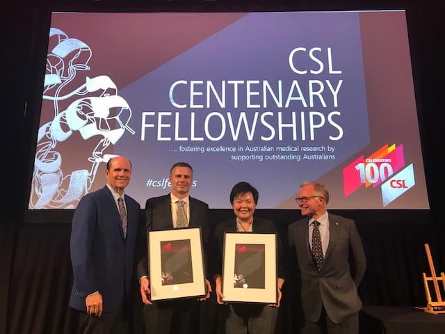 2019 CSL Fellowships Winners