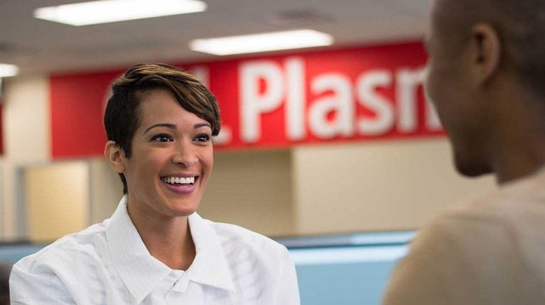 CSL Plasma employee