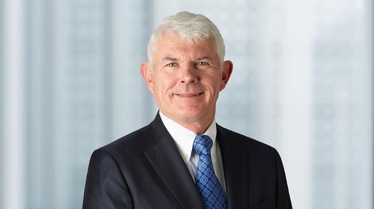 Photo of Dr Brian McNamee CSL Ltd