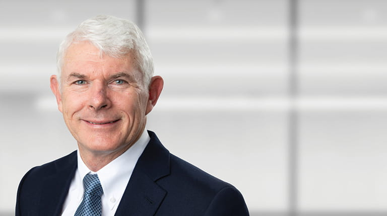 Photo of Dr Brian McNamee CSL Ltd