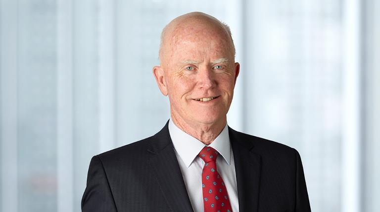Bruce Brook Chairman of the Audit and Risk Management