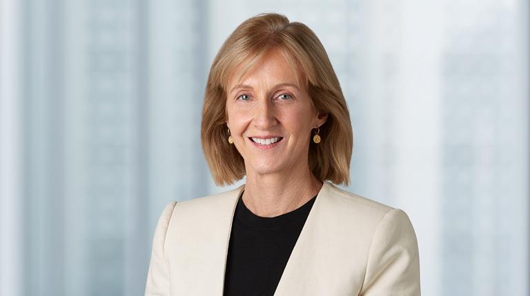 Portrait photo of Carolyn Hewson AO