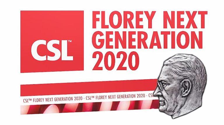 CSL Florey Next Generation 2020 Award